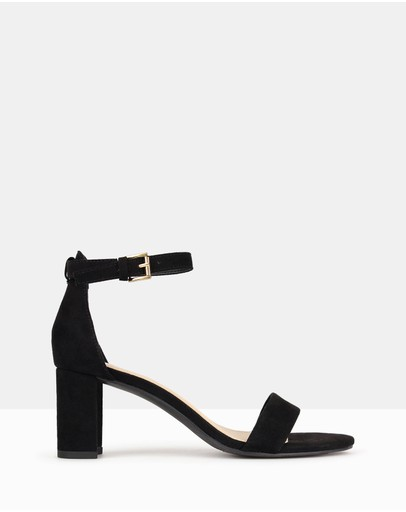 Betts - Seduce Low Block Heels