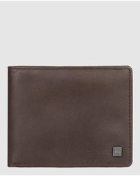 Mens Curvecutter Leather Wallet