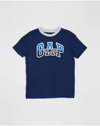 babyGap - Logo Short Sleeve T-Shirt - Kids - Teens