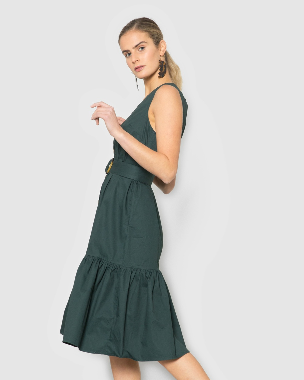 Gorman Green Flora Explorer Dress