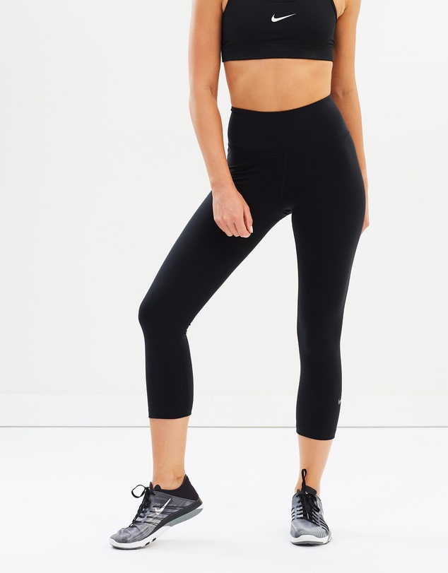 Nike - Women's Nike Sculpt Lux Crops Tights