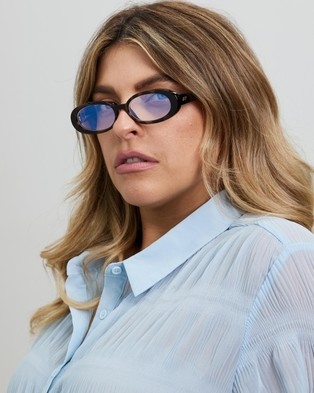 Le Specs Oval
