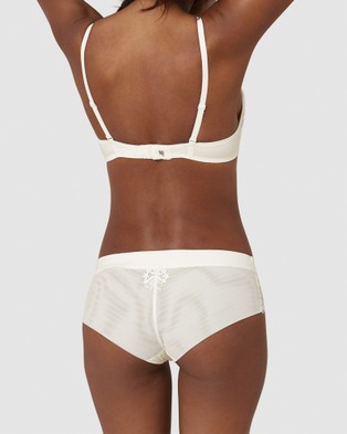 Simone Perele - Wish Shorty - Hipster Briefs (Natural) Wish Shorty