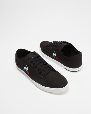 Le Coq Sportif Verdon Canvas - Sneakers (Black)