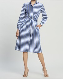 Farage - Olivia Shirtdress