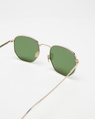 Lacoste L206SPC - Sunglasses (Gold)