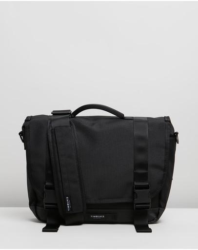 Timbuk2 Commute Messenger Bag 2.0 - Small Jet Black