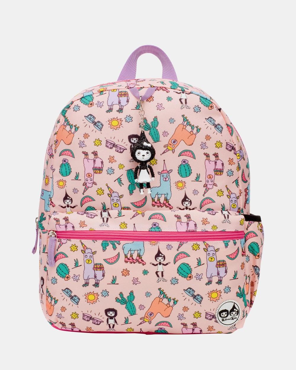 Babymel Llama Junior Backpacks Yellow
