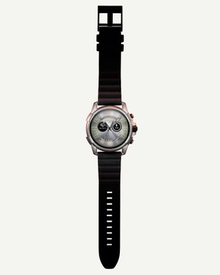Diesel Full Guard 2.5 Digital Smartwatch - Smart Watches (Black)