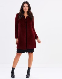 Faye Black Label - Relaxed Fit Coat