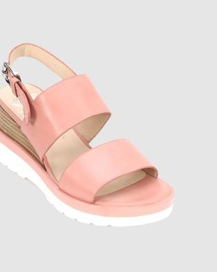 Eos - Jade Sandals (Pink)