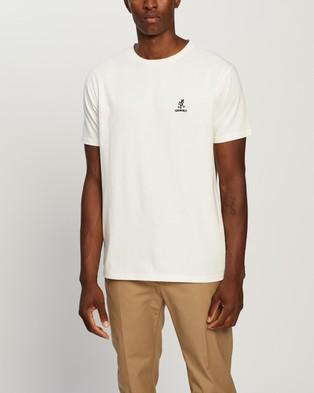 Gramicci Big Runningman Tee - T-Shirts & Singlets (White)