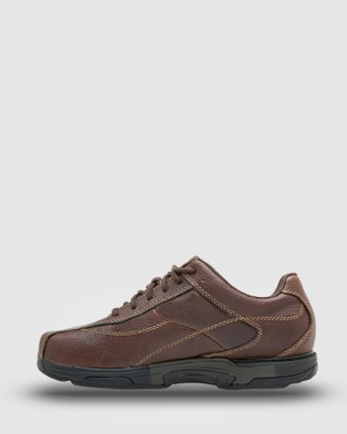 Ascent Geelong - Dress Shoes (Cedar)