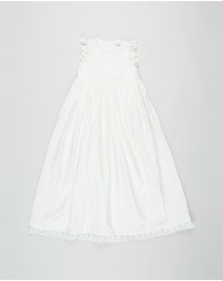 Bebe by Minihaha - Beaded Christening Dress - Babies