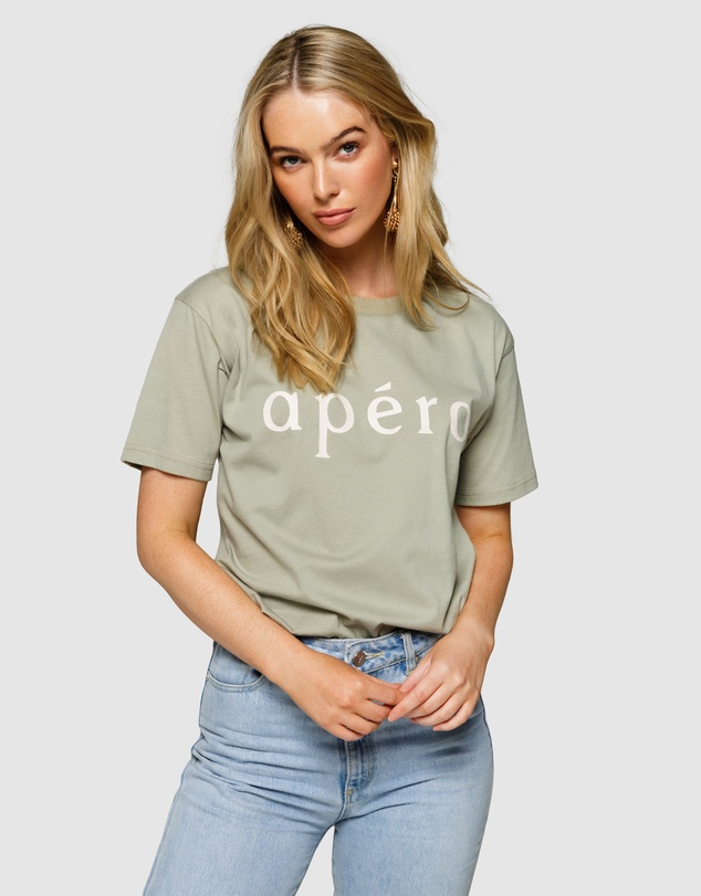 Apero Label - Apero Printed T-shirt