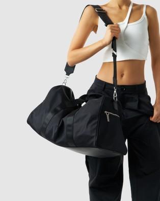 Nakedvice The Peta Duffle - Backpacks (Black)