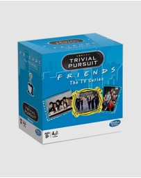 Trivial Pursuit - Friends Trivial Pursuit Bitesize