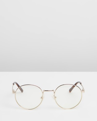 Local Supply Harbour - Optical (Polished Gold)