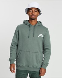 Rusty - Competition Hooded Fleece Sweatshirt