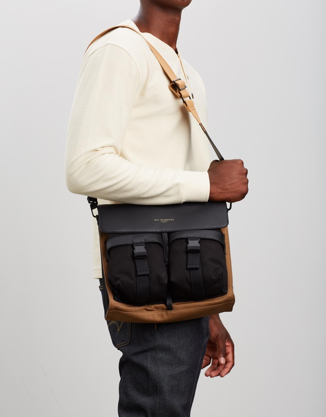WANT Les Essentiels - Durham Utility Messenger Bag