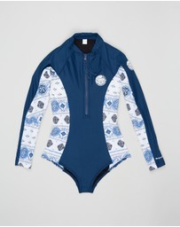 Rip Curl - LS UV Surfsuit - Teens