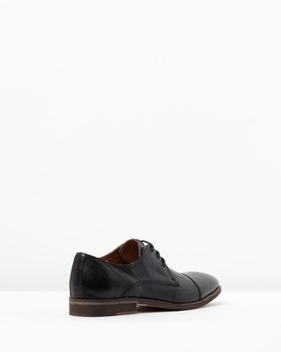 Croft - Ari Dress Shoes (Black)
