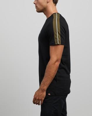 Ellesse - Carcano Tee T-Shirts & Singlets (Black)