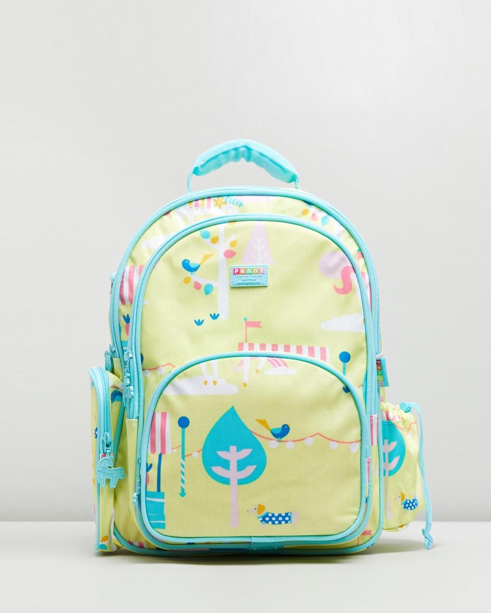 Penny Scallan Large Backpack Backpacks Park Life