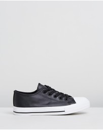Cotton On Kids - Classic Lace-Up Trainers - Kids