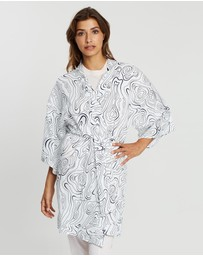 Margaux Cotton Robe