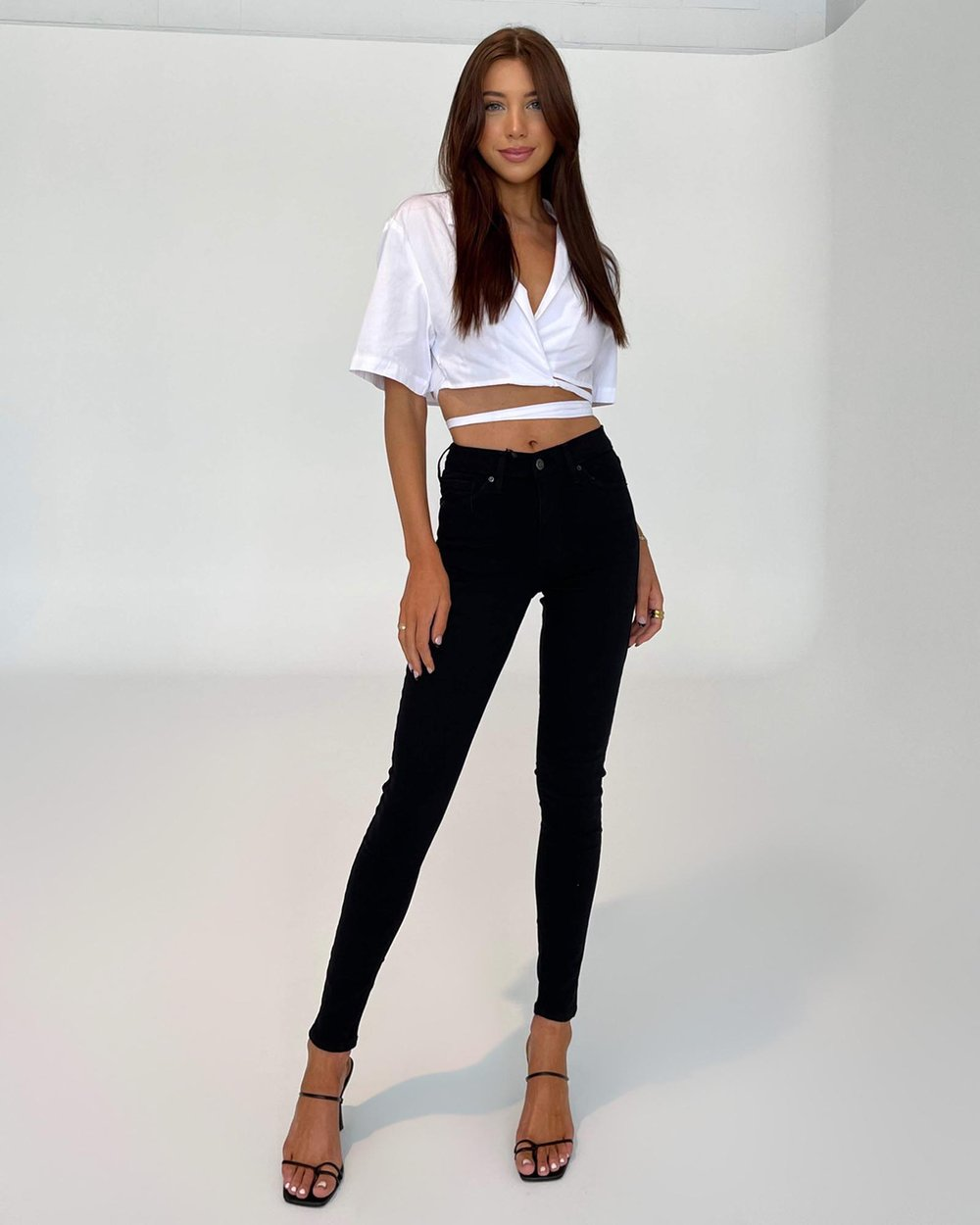 112af829a MOTO Jamie Jeans by TOPSHOP Online | THE ICONIC | Australia