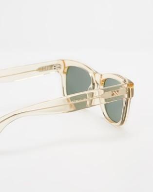 RIXX Eyewear Calvin - Sunglasses (Champagne Polarised)
