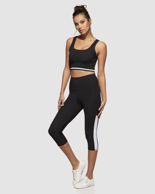 dk active Margot Crop - Crop Tops (Black)