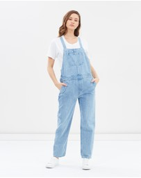 Nude Lucy - Harvey Denim Dungarees