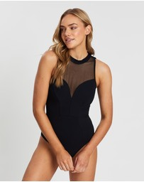 JETS - Conspire DD-E High Neck One-Piece