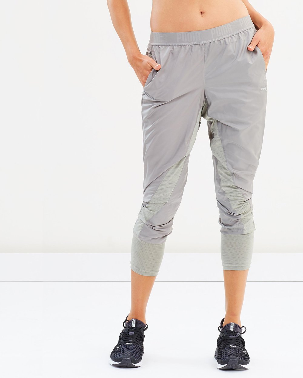75487d1e89d En Pointe Woven Dance Pants by Puma Online