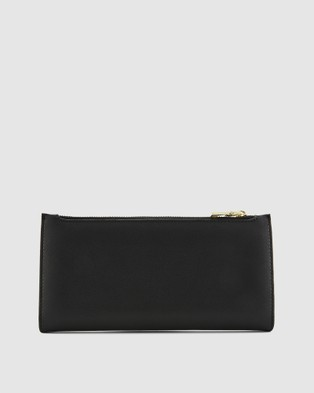 Nakedvice The Drew - Wallets (Black Gold)