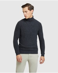 Oxford - Brodie Turtle Neck Knit
