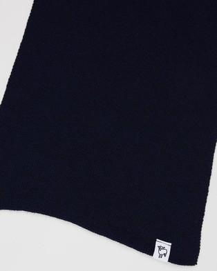 Mcintyre Wannon Merino Scarf - Scarves & Gloves (Navy)