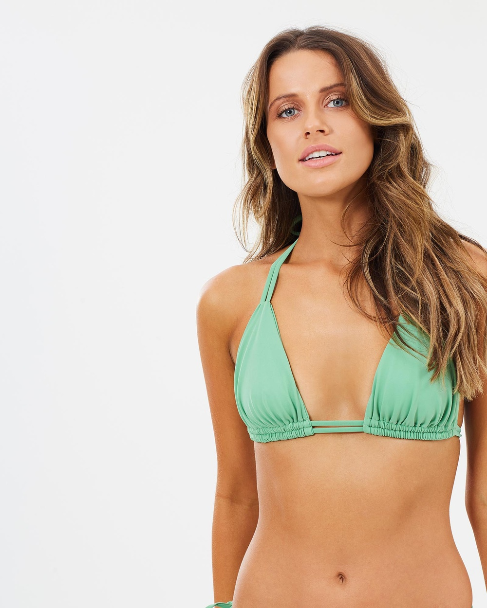 Tanliines The Radical Top Bikini Tops Mint The Radical Top