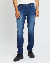 Jack & Jones - Tim Slim Straight Jeans