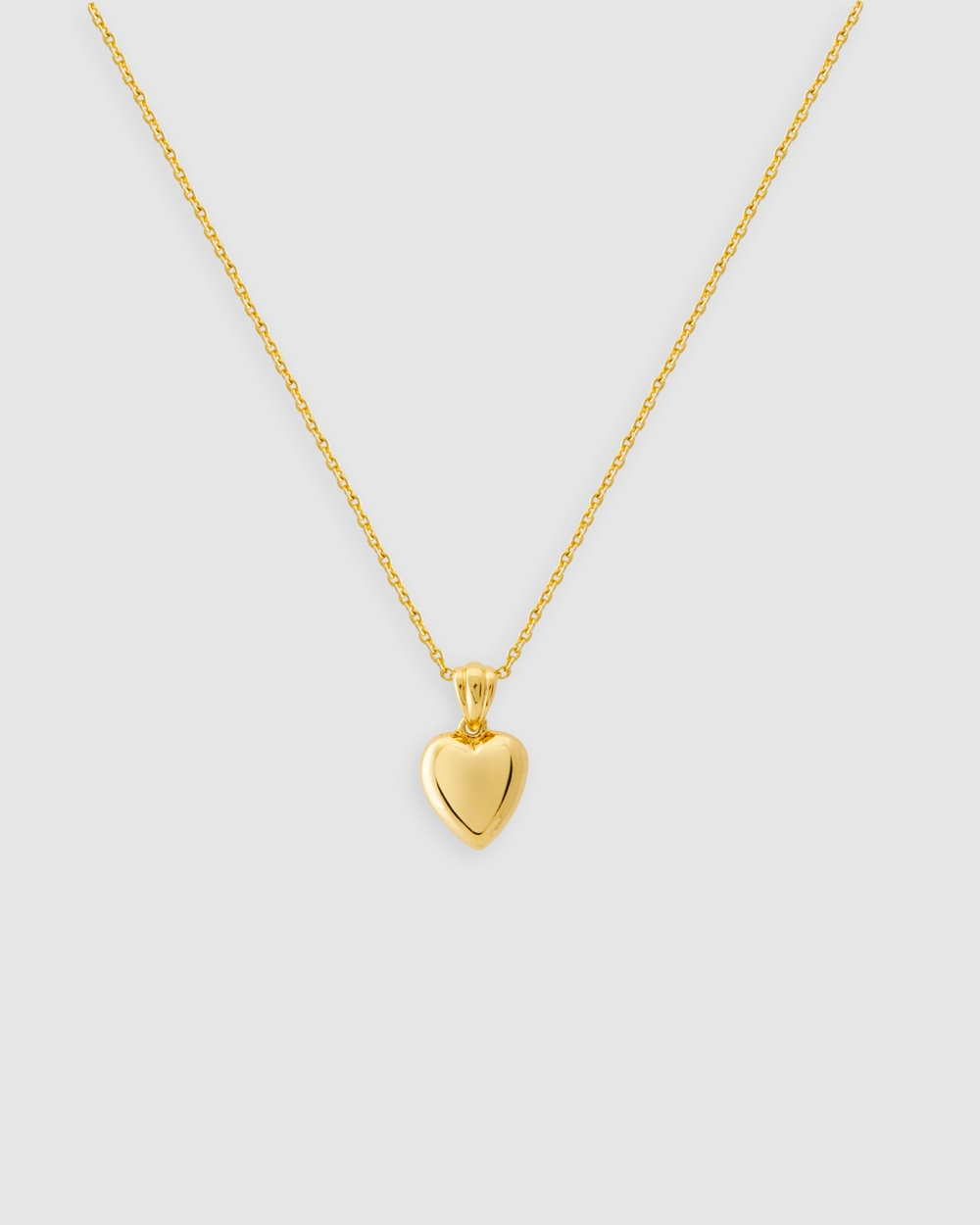 ALIX YANG Stole My Heart Necklace Jewellery Gold