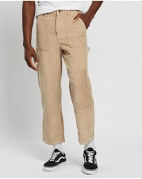 Locale - Cord Patch Work Pants