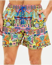 Camilla - Boundless Bliss Boardshorts
