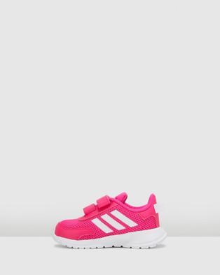adidas Performance Tensaur Run Infant - Lifestyle Shoes (Shock Pink/White)