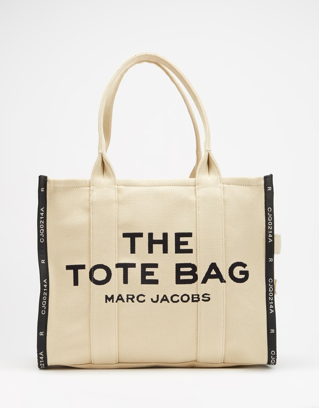 The Marc Jacobs - Jacquard Traveler Tote