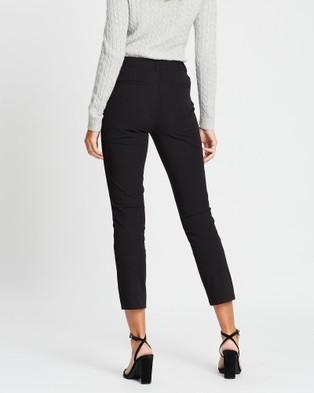 David Lawrence Ivy Pant - Pants (BLACK)