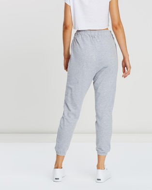 Assembly Label THE ICONIC EXCLUSIVE   Logo Lounge Pants - Sweatpants (Grey Marle)