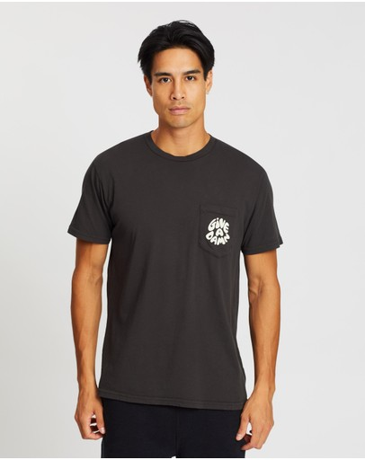 Outerknown - Give A Damn Ok Pocket Tee
