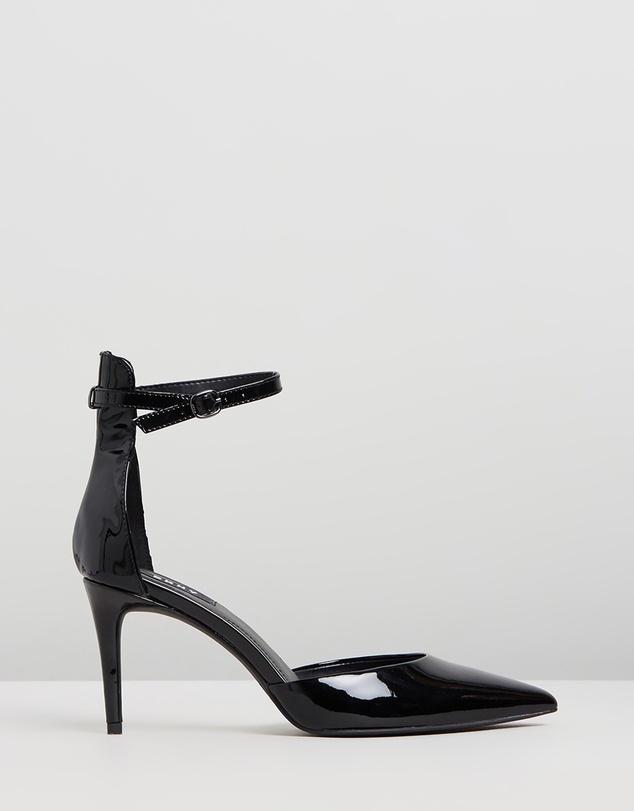1828b974954 Lace Ankle Strap Pumps